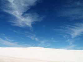 White Sands March 2006 by CorazondeDios