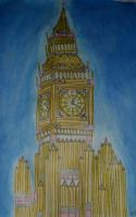 big ben. by abumpinthenight