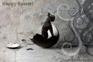 Arrakis Easter 2011 1 by LadyArrakis