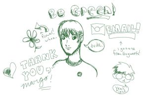Be Green by DrPie