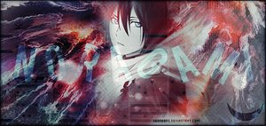 Dia 20: Firma Smudge Con Noragami by xMissOMG