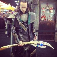 SDCC 2013 Loki- Let me show you... by CRETE