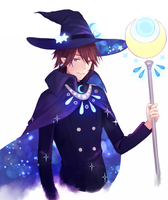 Wadanohara - The Great Sorcerer Meikai by deliciosaBerry