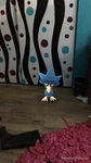 A Murkrow Is In My Room by sydneypie