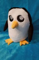 Gunter Plush by Fafatacle