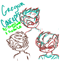 Gregor Concepts by SweetestCatnip