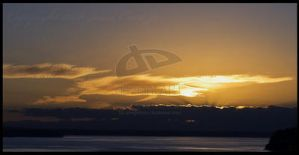 Sunset From Chmabers Creek by Scapes-club