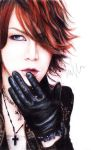 Ruki The GazettE - Shiver by Ditoriza