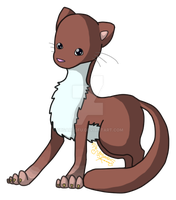 Request: Weasel by SugarTofu