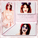 Pack png 2 - Lali Esposito by danalol16