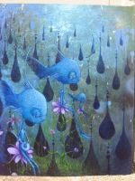 Blue Fish by Relative