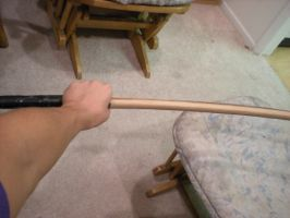 my bokken by happymanofdoom93