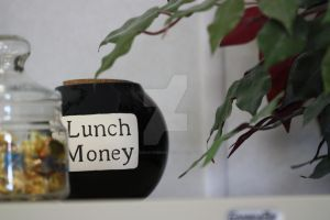 Lunch Money by IntoxicatingKiss