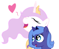 i love you sis! by shadawg