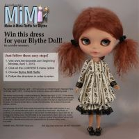 Win this Dress for Your Blythe! by KerriaRosette
