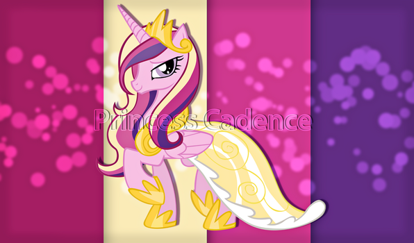 Princess Cadence Wallpaper by alanfernandoflores01