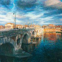 Le Pont-Neuf [Toulouse] by ChristopheGiral