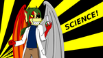 God. Scientist. Madman. by Wooooooood