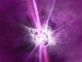 Purple Haze - Wallpaper by Sya