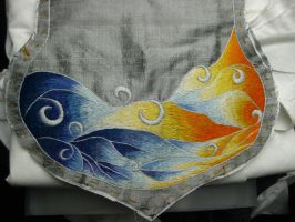 finished front of pouch by Eve-of-WinterStar