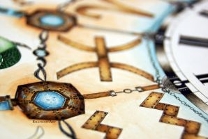 Zodiac clock 2 by RhapsodyArt