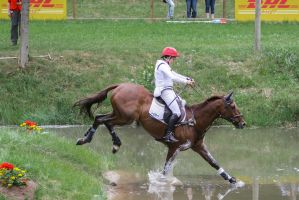 3DE Cross Country Water Obstacle Series XIII/15 by LuDa-Stock