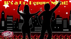 It's A Dr. Pepper Night by SCT-GRAPHICS