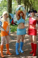 Magic Winx Club Cosplay by 56VanHelsing56
