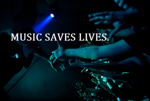 music saves lives... by AcidStorm1