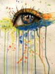 The Last Watercolor by sabrinacurtis582