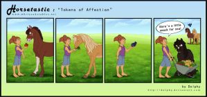 Horsetastic - Tokens of Affection by DolphyDolphiana