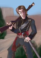 Richard Sharpe by Bas0411