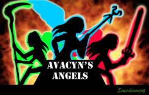 Commission: Avacyn's Angels by Inudono19