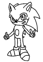 Sonic's the Name, Speed is my Game! by dimentiochaser