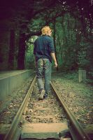 Railway by Des-Henkers-Braut