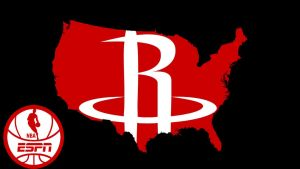 NBA USA:Houston Rockets by DevilDog360