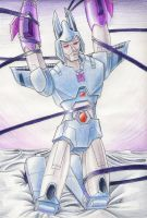 September: Cyclonus by Mistress-D