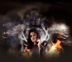 Burning Thoughts by CreativeSteam