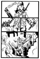 Zombies page 3 by LanceSawyer