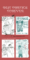 ANDERS AND FENRIS ARE BFFS by Megami-Yaiba