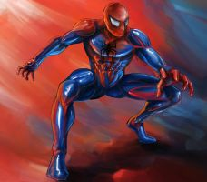 Spidey 2 by ric3do