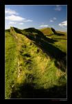Hadrians Wall II by Acuas