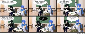 That one guy in our class.. by BlackRock95