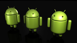 Android - 3D- 1080P by Kyckling