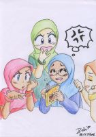 Sound from my heart... by didihime
