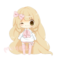 ADOPTABLE CHIBI 300 POINTS (CLOSED) by Miyee