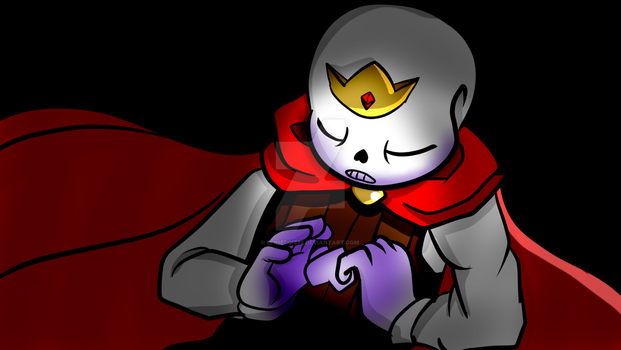 Underspell - King Sans by EliHedgie95