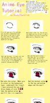 Beckys Anime Eye Tutorial by BeckyTheBunny