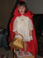 Red Riding Hood Stock by MissyStock