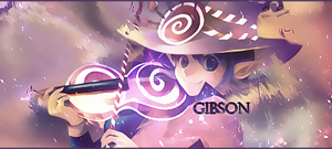 Gibson Sign by SuppyArts